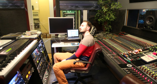 music producer, mixing - Ahmet Coskun