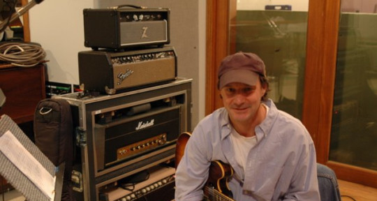 Session Guitarist - Mike Severs