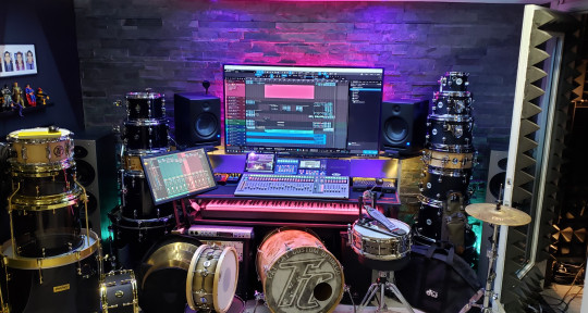 HD Professional Drum Tracking. - FatCatDrummer