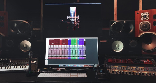 Remote Mixing - Alex Champagne