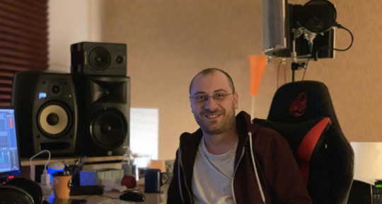 Mix & Mastering Engineer - Alex Truta