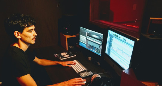 Audio editing, Percussionist - Nacho Macaluse