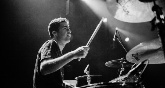 Touring / Recording Drummer - OMFGrant