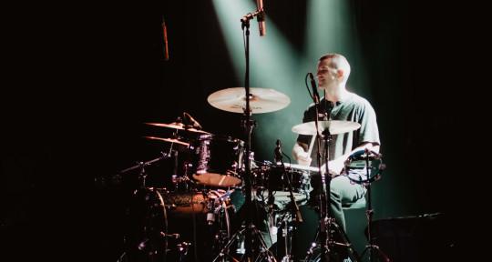 Session Drummer, Artist  - Kyle Laughlin