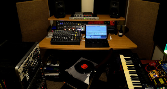 Photo of The Mixing Room Studio