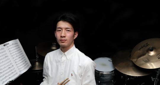 Session drummer - Yu Oki