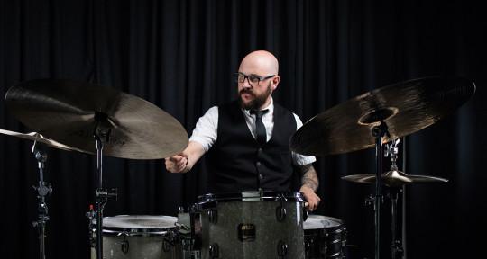 Vintage Sound - Modern Drummer - Enrico Parolin