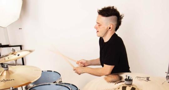 Professional Drummer - Denis Ugroza