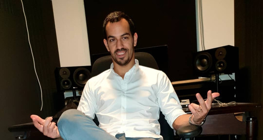 Mastering Engineer, Producer - Alon Ashkenazi