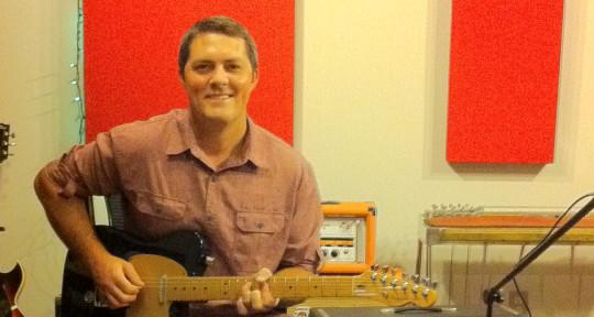 Guitar, Mixing - Garrett Lucas