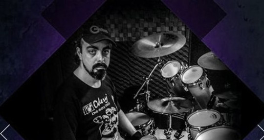 Live Drums recording, Mix - Nuno (NBdrums)