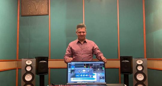 Producer. Mix&Mastering Eng - Pepe Ortega