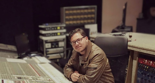 Mixing, Mastering & Producer - Gelvert Bardales