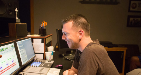 Studio Record/Edit/Mix/Master - OverTone Music
