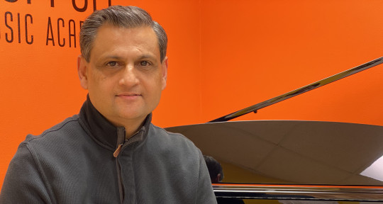 Composer - Producer - Educator - Amir Khan