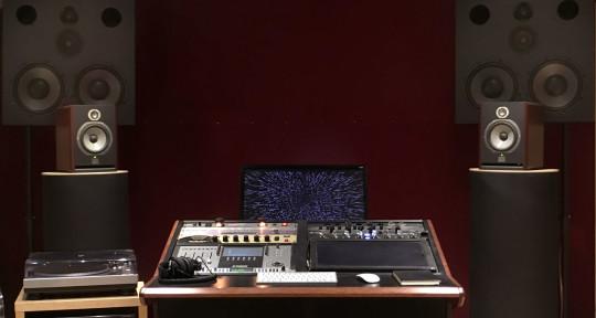 Analog & Digital Mastering - Studio RTM