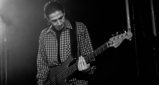 Bassguitar//Synthbass//808' - Evden Dimitrov Session bassist