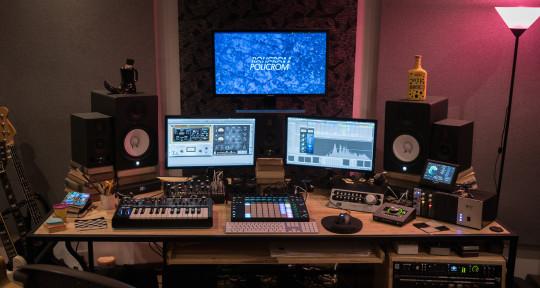 Audio Engineer & Producer - Raúl / Policrom Records