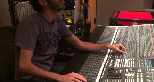 Mixing, recording engineer - Castelo