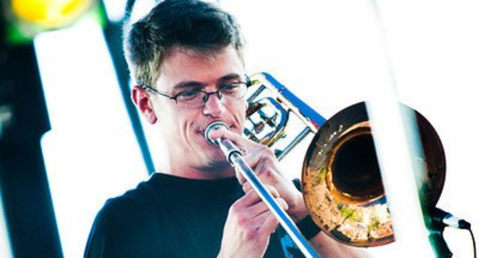 play horns and writes music! - Jason Branscum