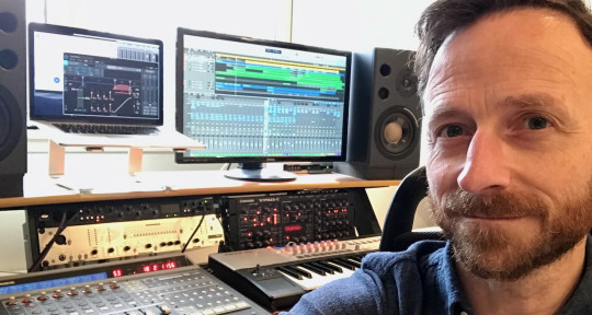 Remote Mixing and Mastering - Paul Galpin