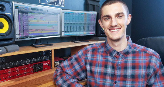 Mixing & Mastering Engineer - Nate Baker