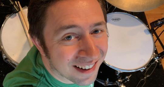 Session Drummer - Josh Owen