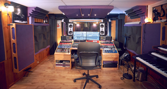 Recording studio cool & cozy! - Fandango Recording