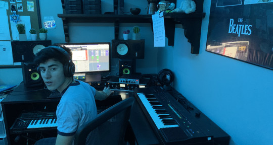 Mixing Engineer - Jason Vance