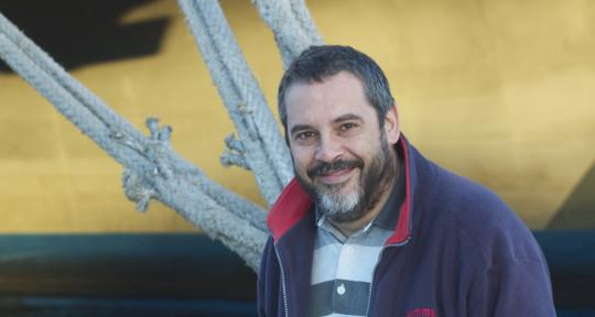 """I compose, produce and mix.  - J. A. Jiménez """"Gogui"""""""