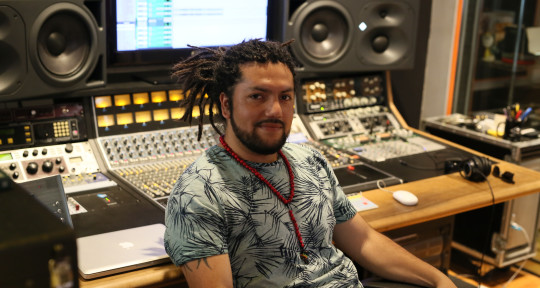 producer, mixing, musician  - Jimmy Rivas
