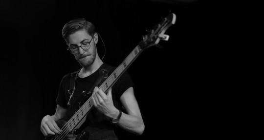 Session Bass-player - Mattias Wiborn