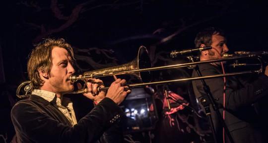 Creative trombonist, arranger - Stéphane MONTIGNY