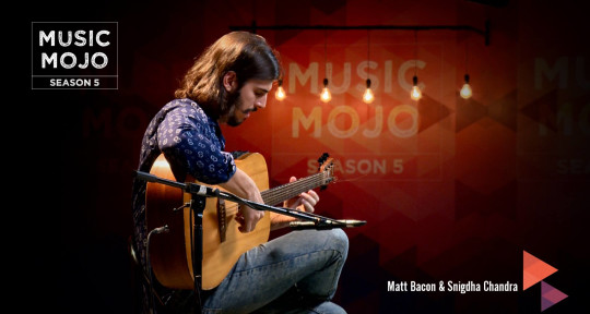 Fingerstyle, Spanish, Acoustic - Matt Bacon