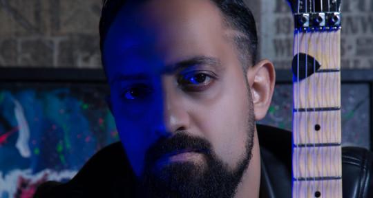 Music Producer, Guitarist - Sherif Salim