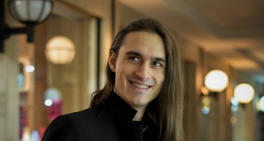 session singer - Matteo Cardillo