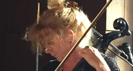 session cellist - Martha Colby