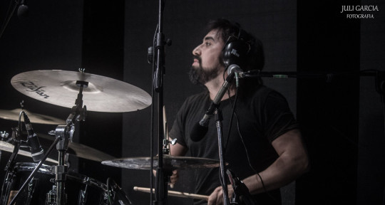 High-quality real drums audio - Pablo Guarnieri