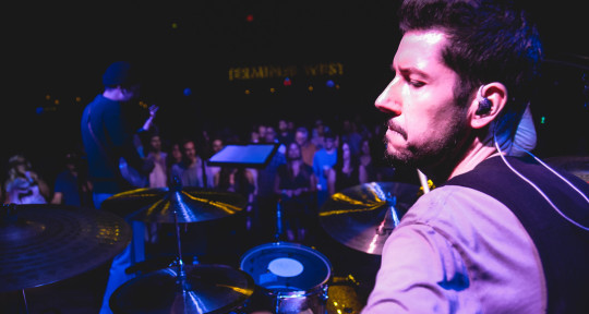 Live Drum Tracks  - Zack Albetta