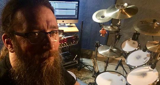 Mix Engineer / Drummer - Clarke LaPlante
