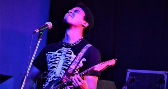 guitarrista de sesión - Migue