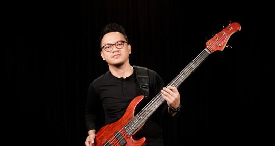 Session Electric Bassist - Rony Wijaya