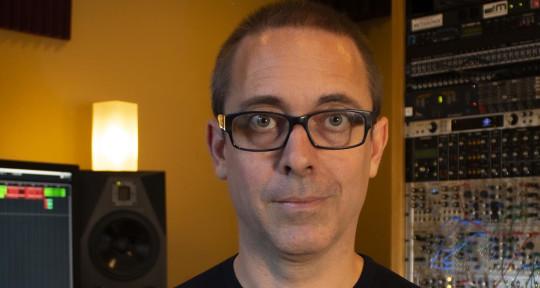 Score Mixer and Sound Designer - Max Blomgren