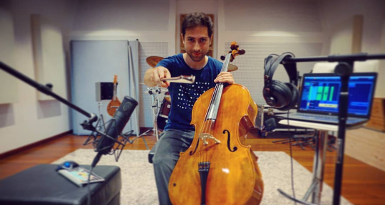 Session Cellist - Emanuel Pavon
