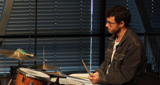 Warm drums and percussion - Nir Sabag
