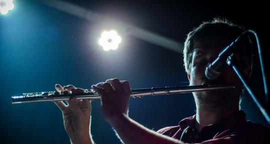 World wind instruments pro - Andres Reboratti