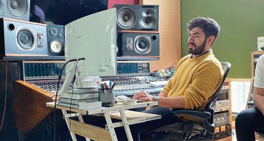 Recording Studio & Mixing - Victor Herrera Espejel