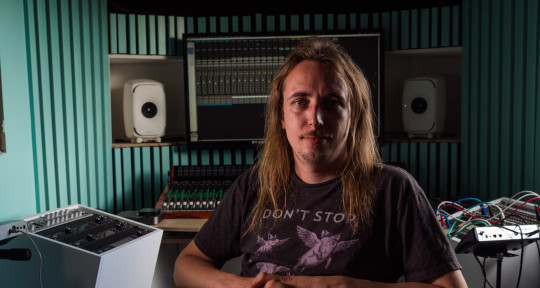 Mix engineer & Producer - Janne Mikkola