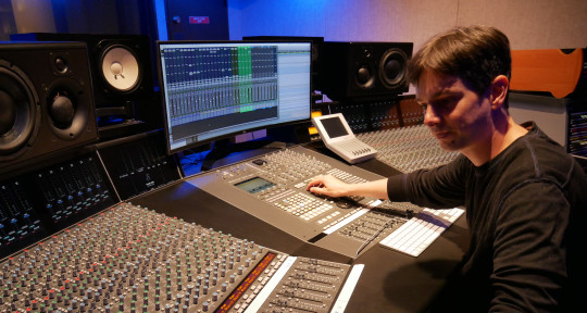 Mixing , Mastering, Production - Nicolas Essig