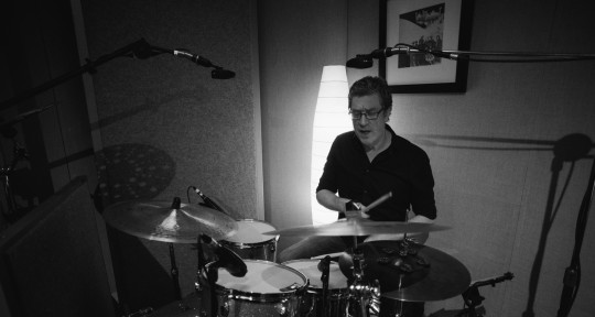 Studio Drummer, Live MD. - Richard Brook